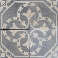 eclectic floor tiles by Exquisite Surfaces