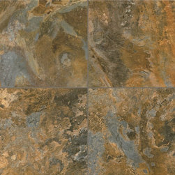 Allegheny Slate - Copper Mountain - Alterna Reserve Luxury Vinyl Armstrong Floor - Armstrong World Industries, Inc.