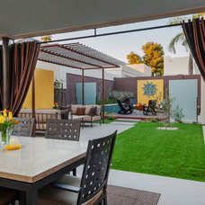 Modern Landscape by Coffman Studio