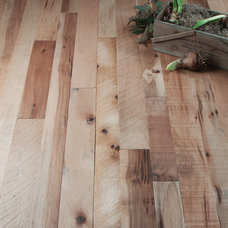 Rustic Hardwood Flooring by Hallmark Floors Inc.