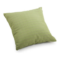 ZUO VIVA - Cat Small Pillow Apple Green Linen - Cat Small Pillow Apple Green Linen