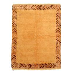 eSaleRugs - 6' x 7' 7 Shiraz-Gabbeh Persian Rug - SKU: 22155052 - Hand Knotted Shiraz-Gabbeh rug. Made of 100% Wool. Brand New.