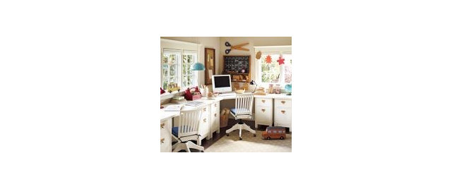 Traditional Desks And Hutches by Pottery Barn Kids