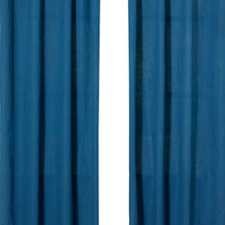 Sweet Jojo Designs - Surf Blue & Brown Window Panels (Set of 2) - The Surf Blue & Brown window curtain panel set (2 panels) will help complete the look of your Sweet Jojo Designs room. These window treatments instantly change the look and feel of any room, adding layers of warmth and style. Each of the 2 panels measures 42in. x 84in.