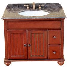 Traditional Bathroom Vanities And Sink Consoles by Bosconi Wholesale Bathroom Vanities