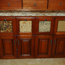 Craftsman Kitchen Cabinetry by Hollands Custom Cabinets