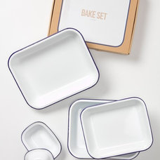 Contemporary Bakeware Sets by Anthropologie