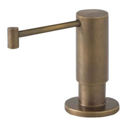 Waterstone - Waterstone Contemporary Soap / Lotion Dispenser - 4065-SN - Contemporary Soap / Lotion Dispenser