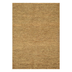 """Loloi Rugs - Loloi Rugs Turin Too Collection - Earth, 3'-6"""" x 5'-6"""" - �The Turin Too Collection offers a casual, easy-to-place, all-natural jute product in a reversible weave. The solid, earthy color palette includes beige, earth (greenish hues) and slate (a brownish gray). Turin Too offers a staple line that maintainappeal for years to come."""