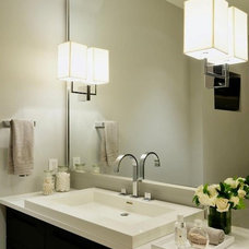 Contemporary Bathroom by MoDA (Modern Office of Design + Architecture