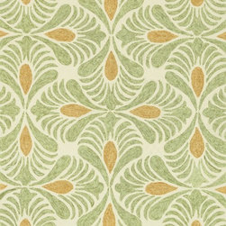 "Loloi Rugs - Loloi Rugs Tropez Collection - Ivory/Green, 7'-10"" Round - Set the foundation for an island lifestyle with our Tropez Collection. Hand hooked in China of 100% polypropylene, Tropez features tropical inspired design with trending-now colors suited for outdoor living. Take a closer look (or zoom in), and you'll notice the use of mixed yarns that give Tropez a refined color blend. And like all of our indoor/outdoor rugs,Tropez is easy to clean and will withstand any rain or sunshine."