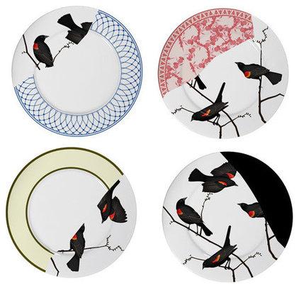 Modern Dinner Plates by Design Public
