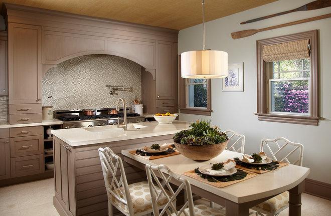 Tropical Kitchen by NXG Studio