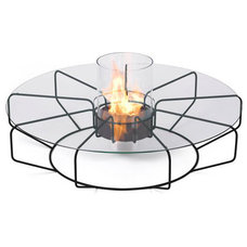 Contemporary Firepits by planikafires.com