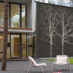 TREE - Collection: OUT SYSTEM OUTDOOR. Description: Custom sizes available on request. All the designs are available for indoor, outdoor and wet area use.
