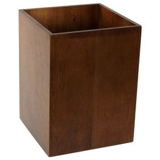 Contemporary Waste Baskets by TheBathOutlet