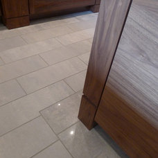 Contemporary Wall And Floor Tile by Susan Brook Interiors