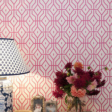 Modern Wallpaper by Porter's Paints