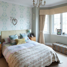 Pretty country-style bedroom | Bedroom | housetohome.co.uk