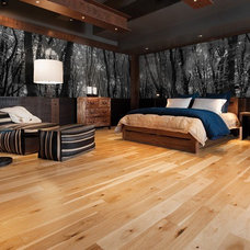 Contemporary Hardwood Flooring by Floor Specialists of Martin County, Inc.