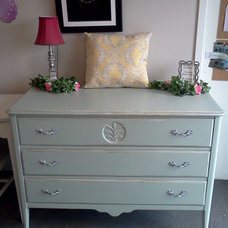 Beach Style Dressers by Handpainted Furniture