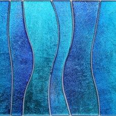 Modern Tile by Soho Tiles&Marble Inc.