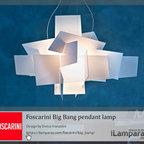Foscarini Big Bang - #Foscarini BIG BANG by Enrico Franzolini - pendant #lamp - #lamps