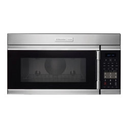 Electrolux Icon - E30MH65QPS OTR Microwave with 9 Power Levels  2 Dish Safe Grease Filters  1 Char - E30MH65QPS OTR Microwave