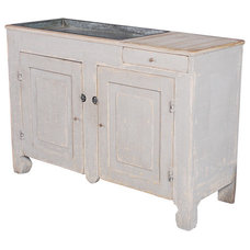Traditional Bathroom Vanities And Sink Consoles by Milieu