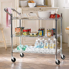 Contemporary Kitchen Islands And Kitchen Carts by Improvements Catalog