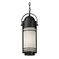 Murray Feiss - Murray Feiss Carbondale Modern / Contemporary Outdoor Hanging Light X-CRD1138LO - Murray Feiss Carbondale Modern / Contemporary Outdoor Hanging Light X-CRD1138LO