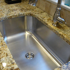 traditional kitchen sinks by Create Good