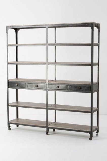 Industrial Bookcases by Anthropologie