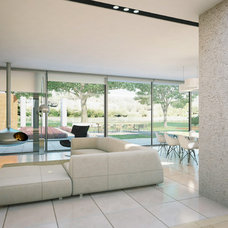 Contemporary Rendering by Lees Munday Architects