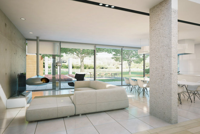 Contemporary  by Lees Munday Architects