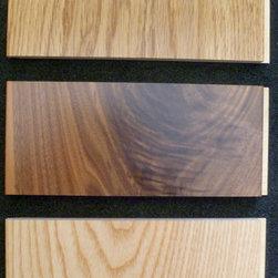 Engineered Wood -- Exotics and Old World -