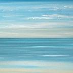 Beach Coastal Wall Art - Beach Ocean Escape - Francine Bradette