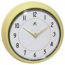 Contemporary Clocks by Lamps Plus