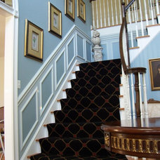 Traditional Entry by Dale Minske Interior Design and Decoration