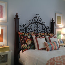 Traditional Bedroom by Halo Design