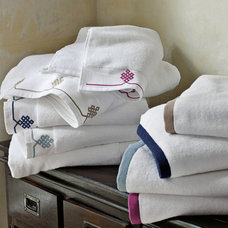 Towels by Serena & Lily