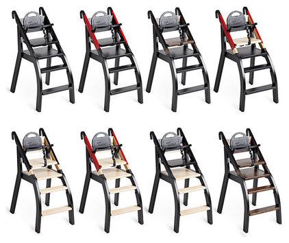 Contemporary Highchairs by minui HandySitt