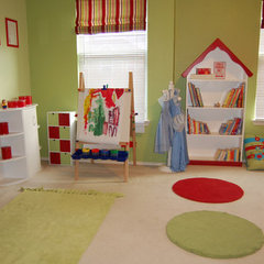 traditional  Playroom 2