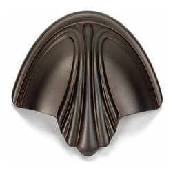 Alno Inc. - Alno Creations Venetian 3 Inch Cup Pull Chocolate Bronze A1509-Chbrz - Alno Creations Venetian 3 Inch Cup Pull Chocolate Bronze A1509-Chbrz