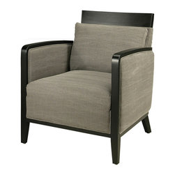 Pastel - Contemporary Club Chair in Gray - The elloise club chair in a smart and modern design blends quality, value, style as well as comfort to any room. Adding not only a stylish and classic look but one with a modern appeal as well.