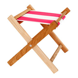 Gallant & Jones - Malibu Stool - Stool with Fabric Sling