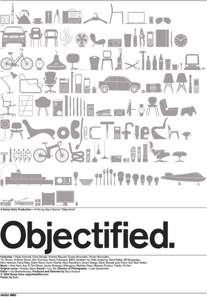 modern home electronics by Objectified: A Documentary Film