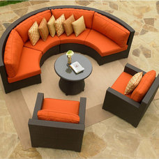 Modern Sectional Sofas by Furniture For Patio