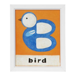 B Is For Bird - Chariklia Zarris