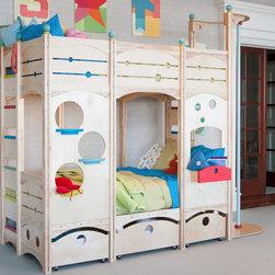 Rhapsody Bed 6 - www.cedarworks.com